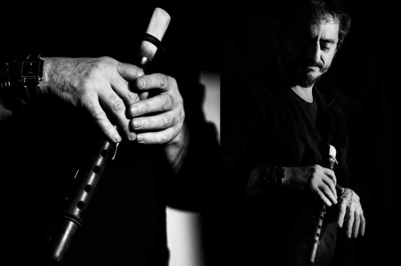 "Волшебные звуки дудука. Съемка для Виталия Погосяна и группы ""Дудук бэнд"""